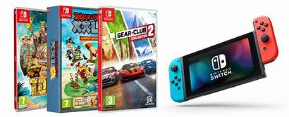 Nintendo Switch Games Win Competition
