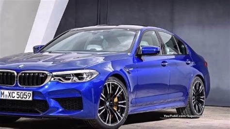 Exclusive Leaked 2019 Bmw M5 F90 Youtube