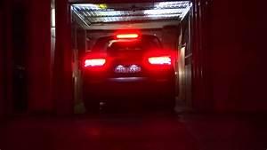 2015 2016 Audi Q7 Led Tail Lights Presentation Brake Stop