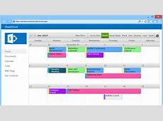 SharePoint Calendar Web Part Bamboo Solutions