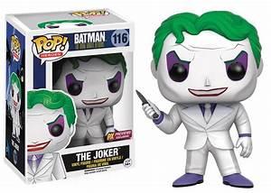 The Joker #116 Exclusive - Pop DC Heroes Action Figure ...