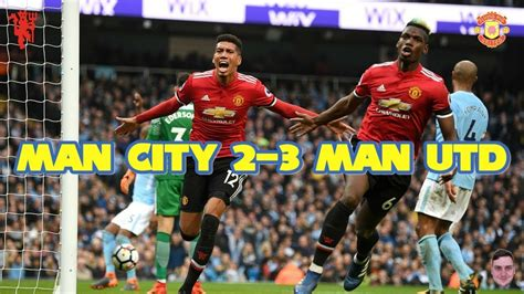 Match kicks off at 8pm bst. Man City VS Man Utd 2-3 | INCREDIBLE COMEBACK - YouTube