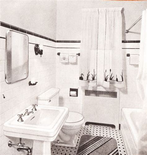 1940s bathroom design 1940 bathroom design peenmedia com
