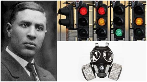 who invented the traffic light garrett inventor of the gas mask and the traffic