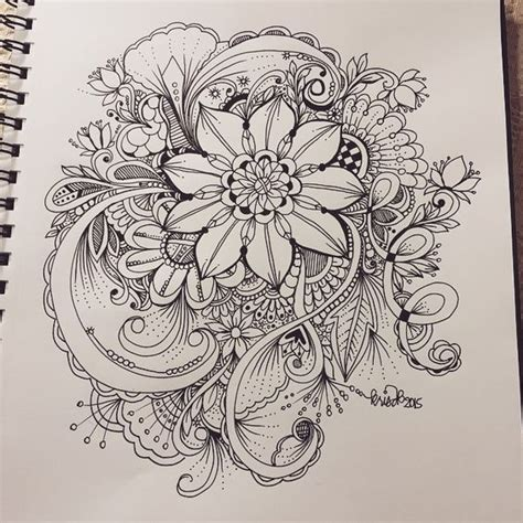kc doodle art zentangle pinterest doodle art art