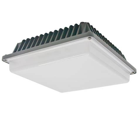 canape led lighting low profile gc20 led canopy light
