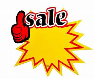 "Pack of 10 Retail Shop Promo Signs...""Sale"" Sale / Price ..."