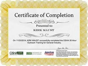 custom card template osha 10 card template free card With osha 10 certificate template