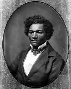 Frederick Douglass mystery: How did rare photo of famed ...  Frederick