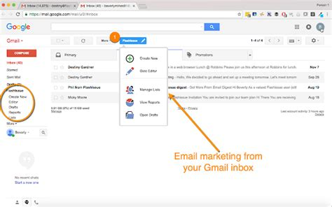 Email Template With Google Embid by Newsletter Creator For Gmail Flashissue Chrome Web Store