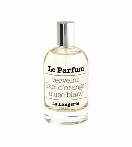 Parfum Musc Blanc : le parfum verveine fleur d 39 oranger musc blanc la langerie ~ Teatrodelosmanantiales.com Idées de Décoration