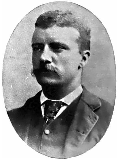 Roosevelt Theodore Teddy Navy Transparent 1898 Secretary
