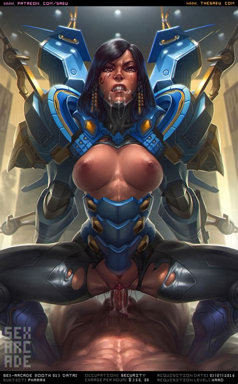 98 Pharah Sex Arcade Superheroes Pictures Pictures