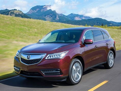 Www Acura Mdx 2014 by 2014 Acura Mdx Seven Seat Luxury Suv Acura Car Pictures