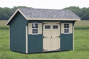 outdoor barns and sheds for the backyard amish built sheds With backyard barns and sheds