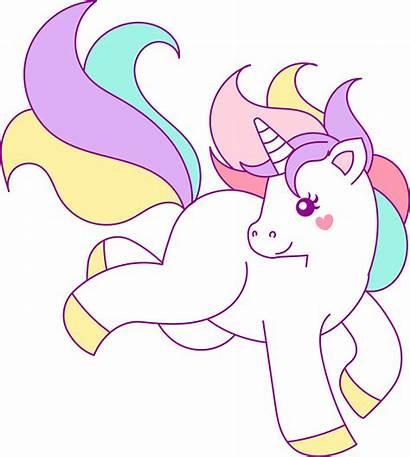 Unicorn Clip Unicorns Clipart Hand Drawn Transparent