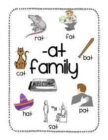 At Family Words for Kindergarten