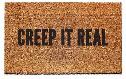 Halloween Creep Doormat