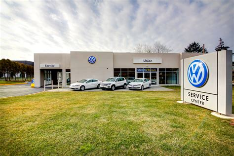 Service Nj union volkswagen service tour new jersey