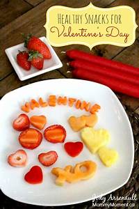 10 Healthy Snack Ideas for Valentine's Day