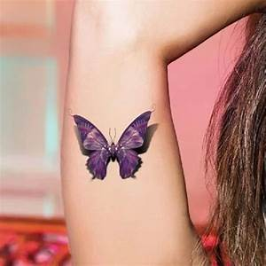 65 3D butterfly tattoos - nenuno creative