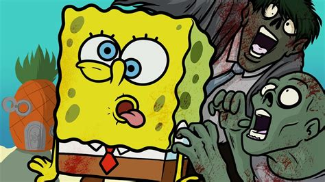 Spongebob Squarepants Zombie Map!
