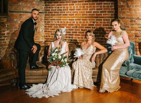 Great Gatsby Themed Wedding POPSUGAR Love &Photo 86