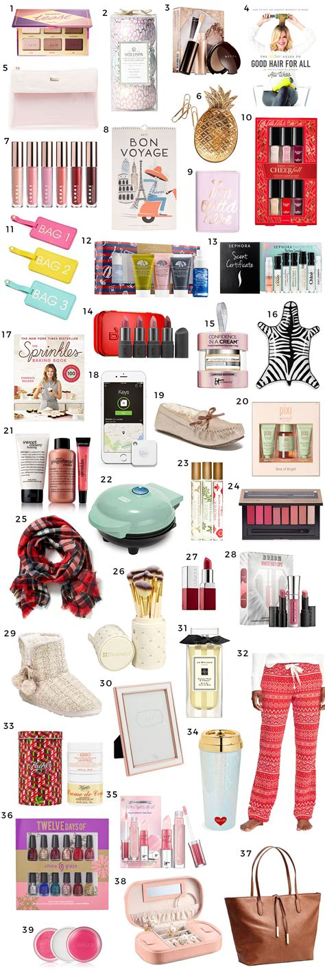 the best christmas gift ideas for women under 25 ashley