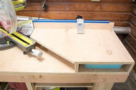 workshop wednesday miter  fence  kreg trak