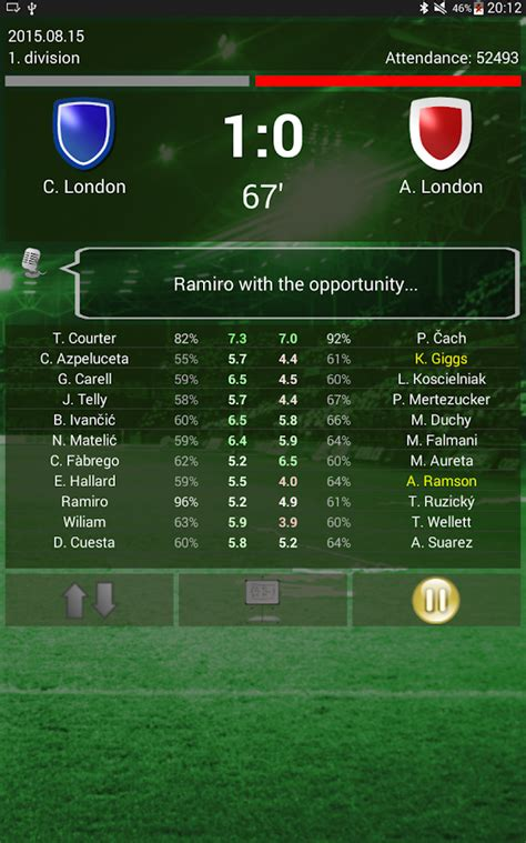 true football 3 android apps on play