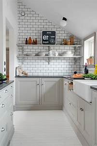 Modeles Cuisine Ikea : la cuisine grise plut t oui ou plut t non ~ Dallasstarsshop.com Idées de Décoration