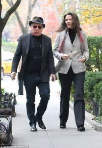 mike nichols new york apartment diane sawyer seen for first time since husband mike
