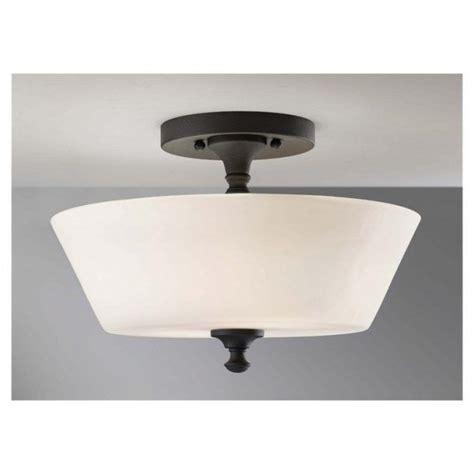 flush kitchen ceiling lights 1000 ideas about semi flush lighting on 3493