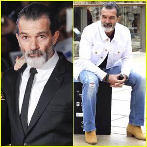 Antonio Banderas Looks Healthy at Malaga Film Festival ...