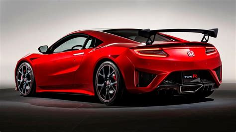 Fancy A Hardcore Nsx Type R? Honda's Thinking About It