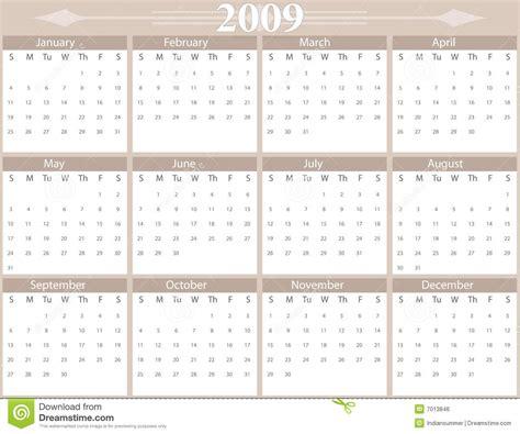 year calendar royalty  stock image image