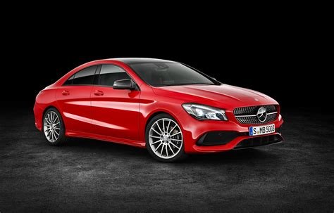 Mercedes-benz Cla Scrubs Up For Facelift At New York Motor