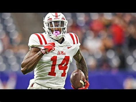 ole  wr dk metcalf  season highlights youtube