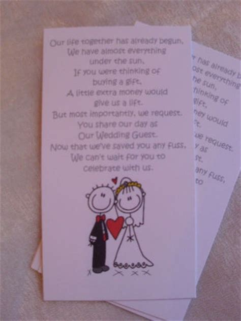 details  mini poems  wedding invitations