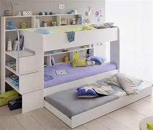Etagenbett Für 3 Personen : kids avenue kinder etagenbett kinderzimmer ~ Markanthonyermac.com Haus und Dekorationen