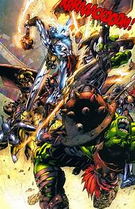 Incredible Hulk vs. Silver Surfer (Planet Hulk)