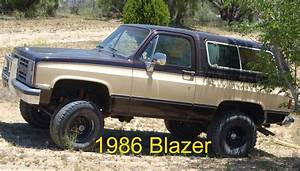1986 Chevrolet Blazer - Pictures