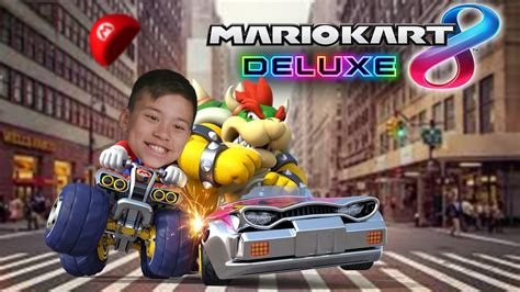 Mario Kart 8 Deluxe Evan Vs Daddy Bowser Grand Prix