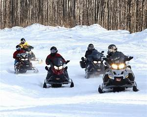 Riding a snowmobile instead of the bike this winter? Check ...