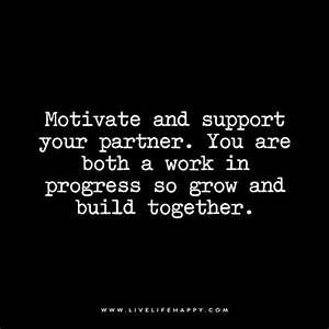 Motivate and su... Workout Support Quotes