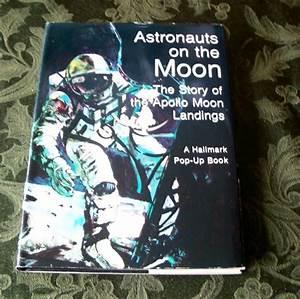 Hallmark Astronauts on the Moon Pop Up Book from ...