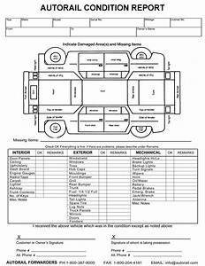 21 images of cargo van inspection template kpoppedcom With vehicle damage report form template