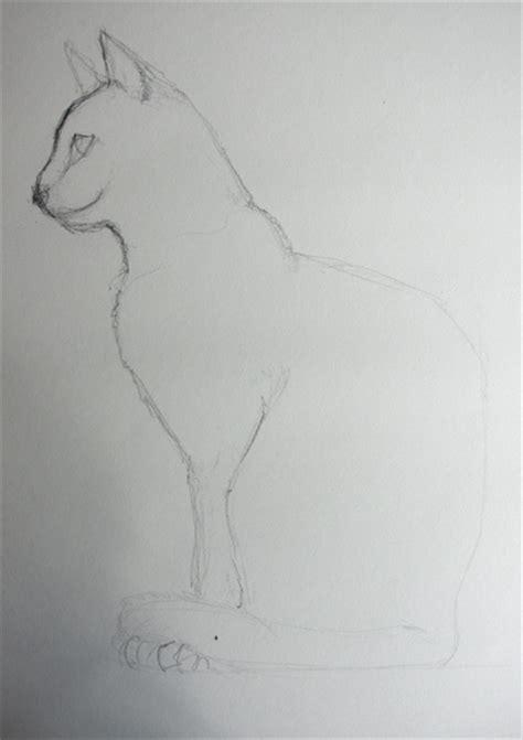 comment dessiner un chat assis methode et exercices de dessin rapide dessiner un chat apprendre 224 dessiner avec dessin cr 233 ation