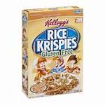 Rice Krispies Cereal Gluten Kellogg