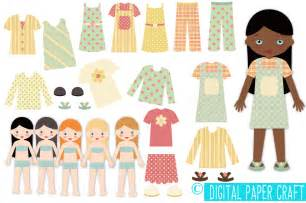 Printable Paper Dolls Cut Outs